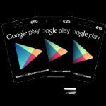 Google Play Store Guthabenkarte